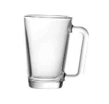 Стеклянная чашка 260 мл для чая, горячих напитков UniGlass Los Angeles