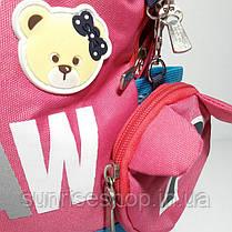 Рюкзак детский текстильный, фото 3