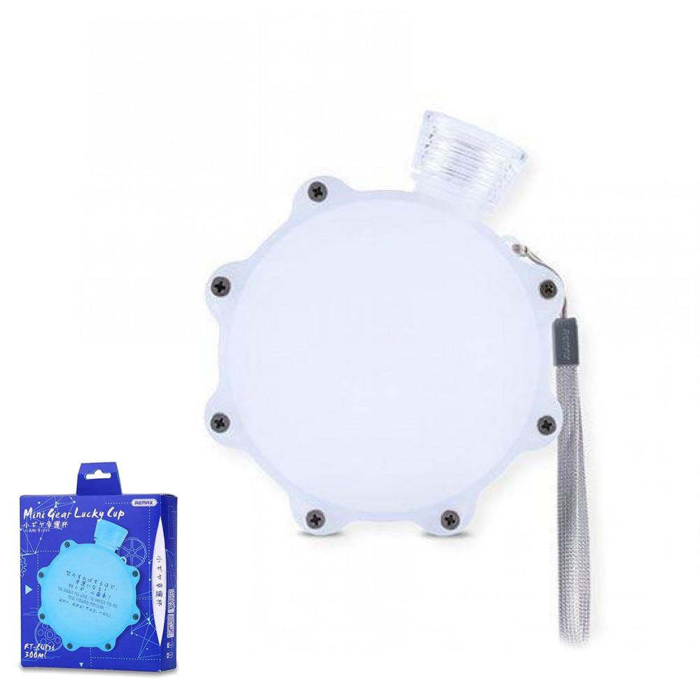 Бутылка для воды Remax Mini Gear Lucky Cup  RT-CUP36 White