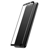 Защитное стекло Baseus 3D Arc Black для Samsung Galaxy S8 Plus