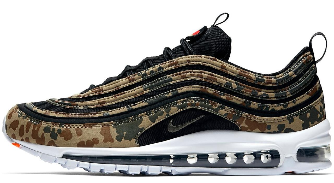 594c1c3f Мужские кроссовки Nike Air Max 97 Country Camo (найк аир макс 97,  камуфляжные)