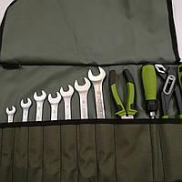 Набор инструмента слесарный 11 предметов в чехле ТМ  Автотехника