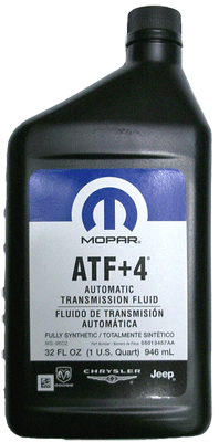 Масло для автоматических коробок передач MOPAR ATF+4 - DRIVE CLEAN OIL — Моторные масла и спецжидкости. в Харькове