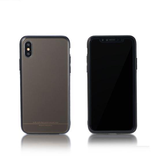 Чехол Remax Yarose (Luxury) Series Case for iPhone X RM-1653 Brown