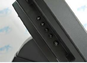 POS монитор Posiflex TM-8115G-B с ридером магнитных карт! б/у, фото 3