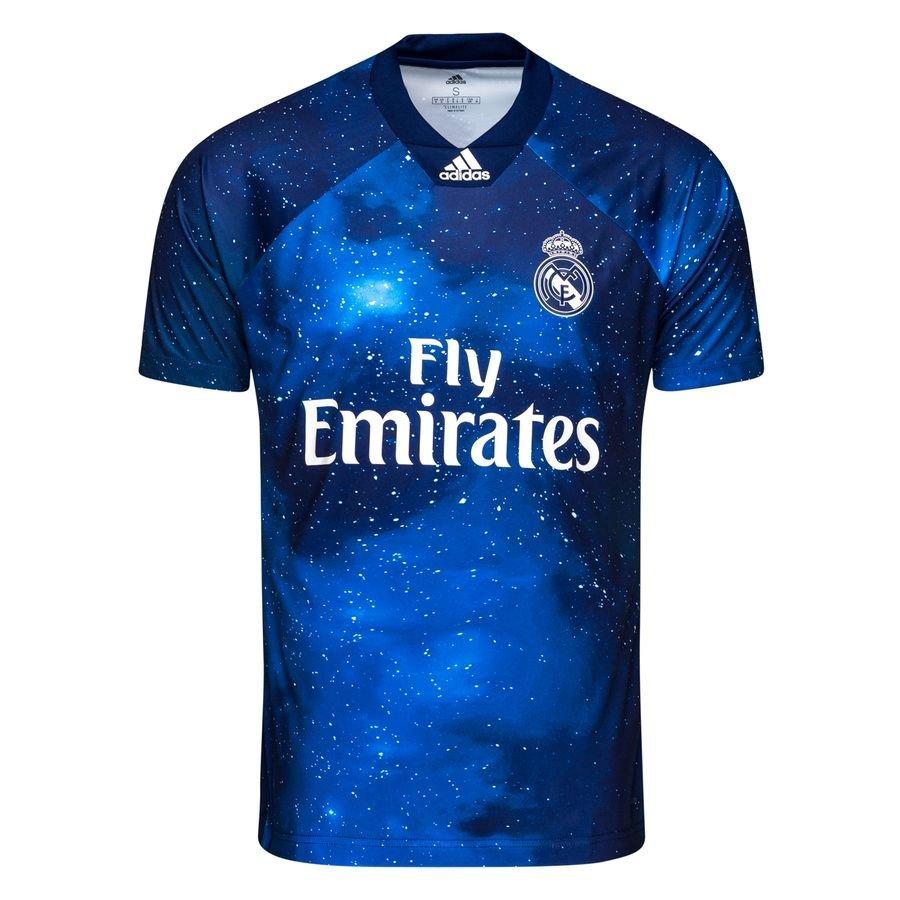 Футбольная форма Реал Мадрид  EA Sports сезон 18/19