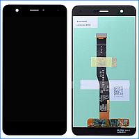 Дисплей (экран) для Huawei Nova без микросхемы, (тип 1), CAN-L11/CAN-L01, #1540337191 + тачскрин, цвет черный