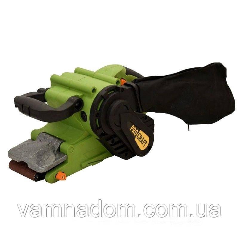 Ленточная шлифмашина ProCraft PBS-1600