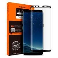 Защитное стекло Spigen GLAS.tR SLIM для Samsung Galaxy S8 Plus