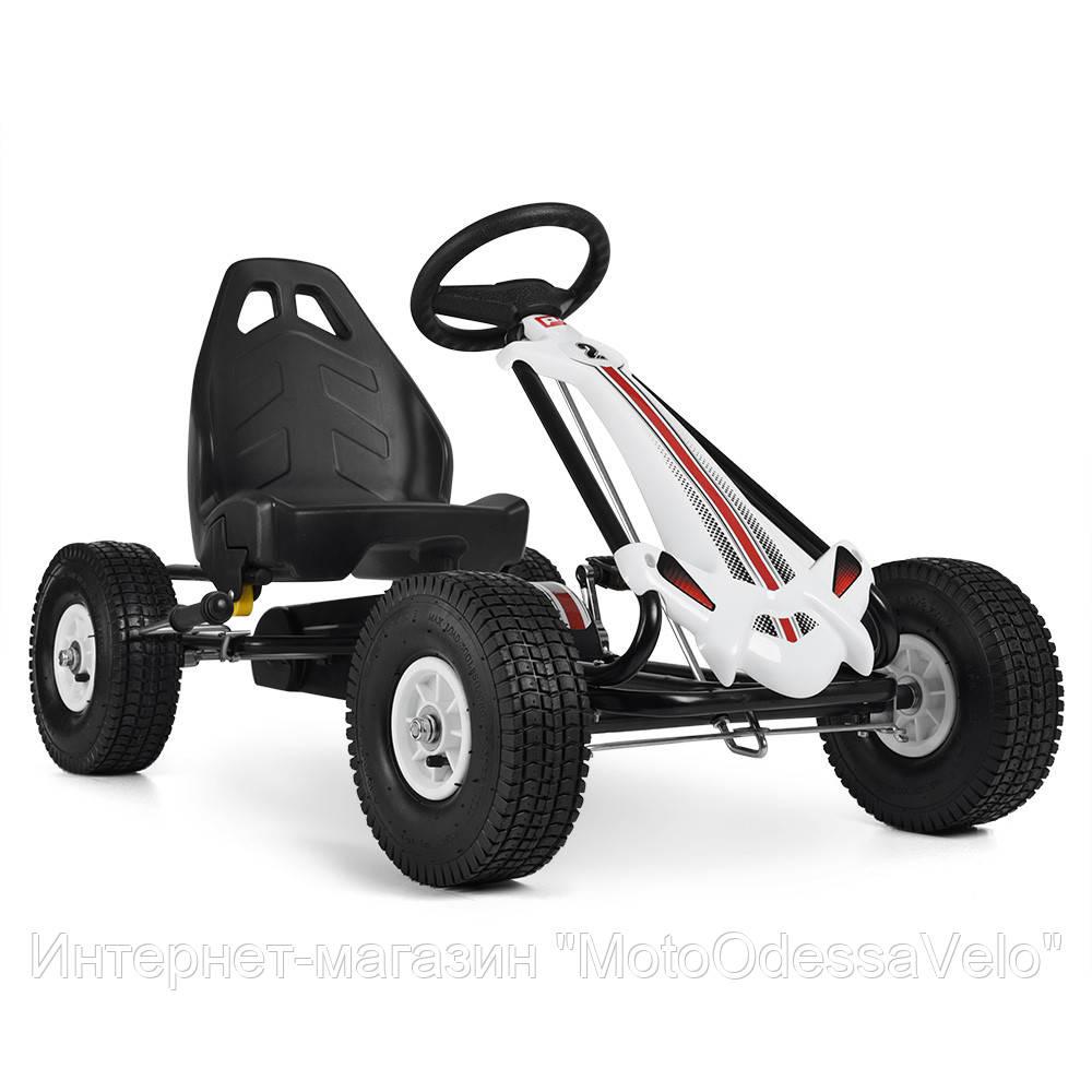 Педальная машинка Profi КАРТ M 3615-1