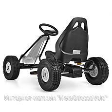 Педальная машинка Profi КАРТ M 3615-1, фото 3