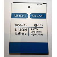 Аккумуляторная батарея (АКБ) для Nomi i5011, NB 5011