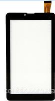 Тачскрин (сенсор) для Nomi (104*185) C07000, C07005, C07008, C07009 Rev 1, A07005, цвет черный