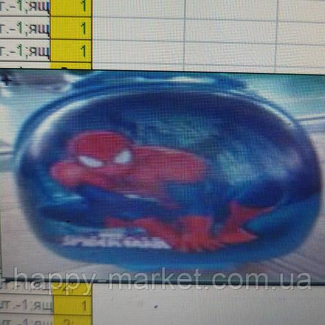 Чемодан детский дорожный качество Люкс детский ручная кладь Josef Otten  Паук Spiderman 16-JDX-76, фото 2