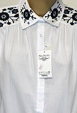 Рубашки с вышивкой женские, фото 3