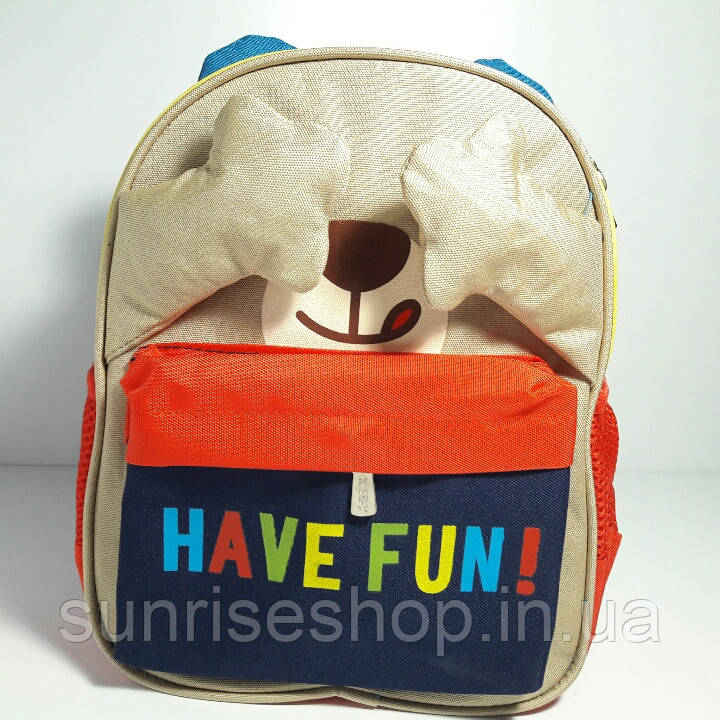 Детские мягкие рюкзаки оптом Харьков