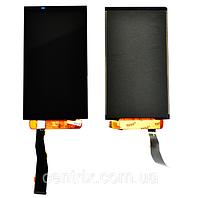 Дисплей (экран) для HTC One E9s Dual Sim + тачскрин, цвет черный