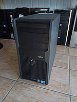 Системный блок Fujitsu W280 / Intel Core i7-870 \ 4 ГБ ОЗУ DDR3 \ 250HDD \ Intel HD