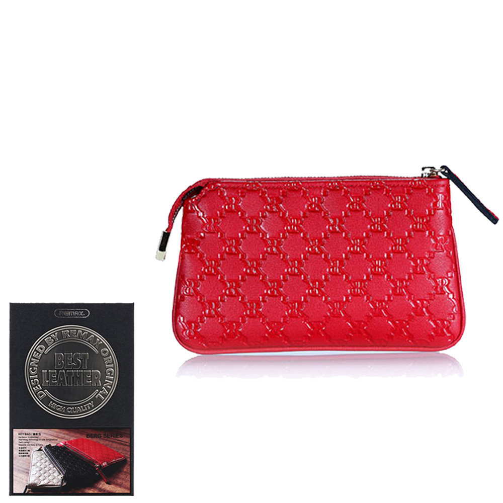 Ключница Remax Berg Series Key Bag Red
