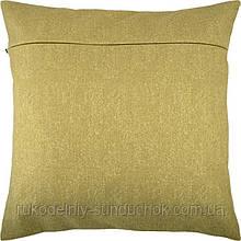 Обороты для подушек ТМ Чарівниця VВ-116 Матовое золото