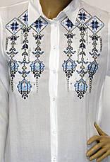 Жіноча сорочка з вишивкою, фото 3