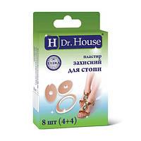 """Пастырь защитный для стопы Ultra """"H Dr. House"""" №8"""