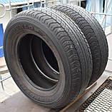 Шины б/у 265/65 R17 Dunlop GrandTrek, пара, 5-6 мм, фото 2