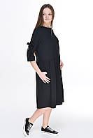 Платье модель 227  черное 40
