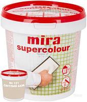 Фуга MIRA Supercolour 131 1,2 кг светло-бежевый