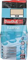 Фуга BauGut flexfuge 132 2 кг бежевый