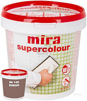 Фуга MIRA Supercolour 140 1,2 кг какао