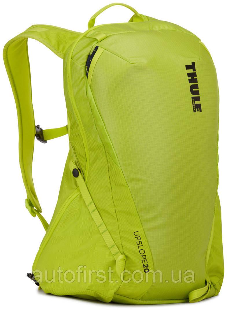 Лыжный рюкзак Thule Upslope 20L (Lime Punch)