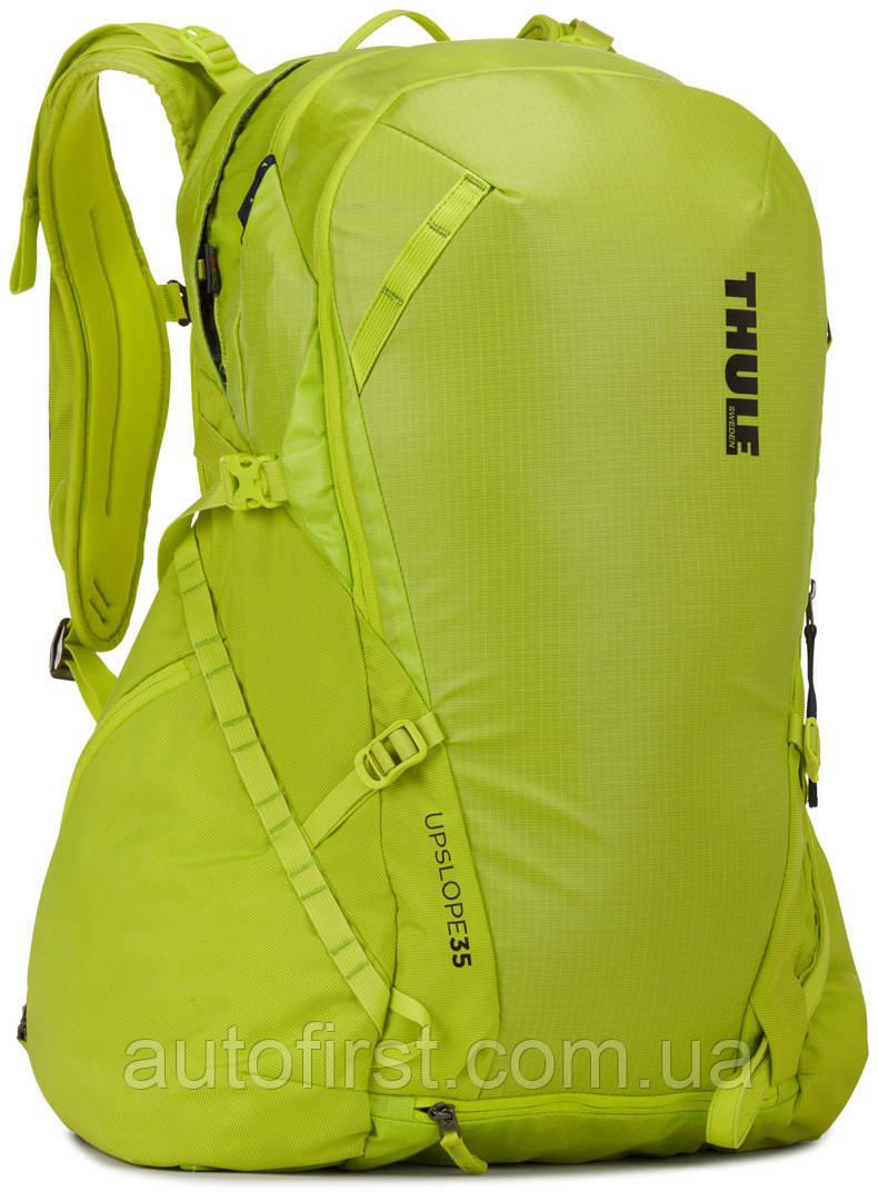 Лыжный рюкзак Thule Upslope 35L (Lime Punch)