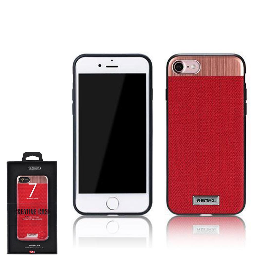 Чехол Remax Mins Creative iPhone 7 Plus Red