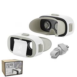 Окуляри віртуальної реальності Remax Resion VR Box RT-V04 4,7 - 5,22 дюйма White