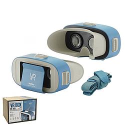 Окуляри віртуальної реальності Remax Resion VR Box RT-V04 4,7-5,22 дюйма Blue