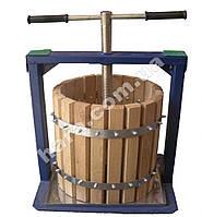 Пресс ручной для сока Вилен 20 л(дубовый) , фото 1