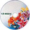 LS-MEDIA DVD+R 4.7Gb 16x bulk 10 ЛИЛИИ, фото 2