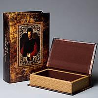Книга-шкатулка Veronese Государь 27х18х7 см 046UE