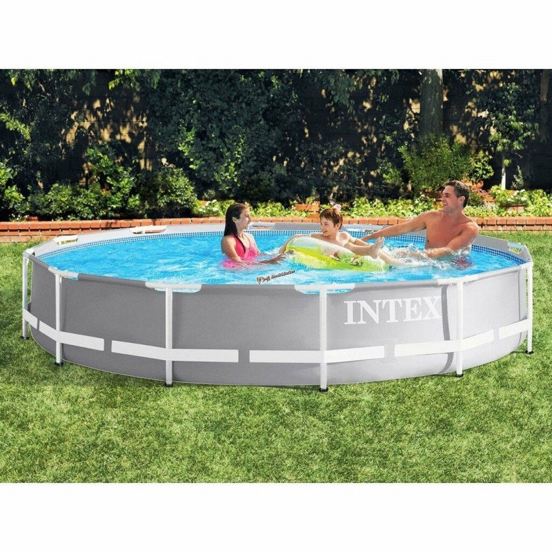 Каркасный бассейн Intex 26710 размер 366 x 76 см