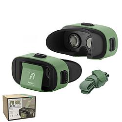 Окуляри віртуальної реальності Remax Resion VR Box RT-V04 4,7 - 5,22 дюйма Green