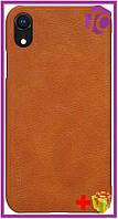 Чехол-книжка Nillkin Qin Leather Case Apple iPhone Xr Brown