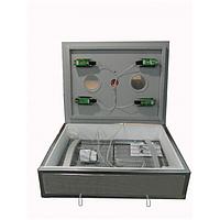 Инкубатор для яиц Наседка ИБ-140 яиц с механическим переворотом металл. корпус
