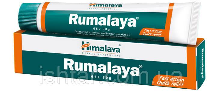 Гель при болях в мышцах и суставах Rumalaya