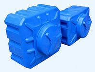 Ємність квадратна ,обсяг 100 л. (1-шарова) Roto Europlast
