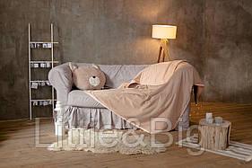 Комплект плед  с подушкой  SleepBaby Кошечка S