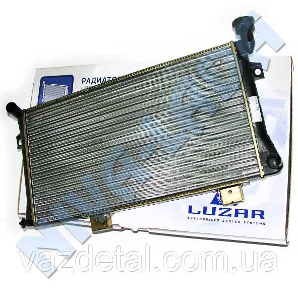 Радиатор охлаждения нива тайга ВАЗ 21213 Лузар универсальний