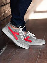 Мужские кроссовки South Casual gray, фото 2