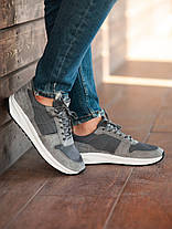Мужские кроссовки South Soft Step gray, фото 2