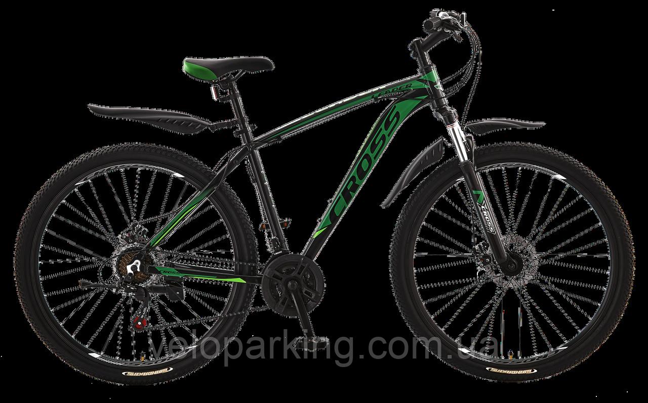 Горный алюминиевый велосипед Cross Leader 29 (2019) new